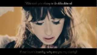 [Vietsub+Kara] Zedd - Clarity ft. Foxes