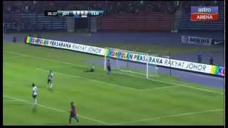 JDT vs Terengganu 4 - 3 Liga Super 2014