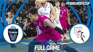 Prienu-Birstono (LTU) v Telekom Baskets (GER) - Full Game - FIBA Europe Cup 2016/17