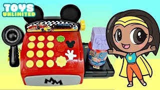 Mickey Mouse & the Roadster Racers CASH REGISTER, Minnie, Superwings Jet, Paw Patrol Ryder TOYS TUYC