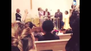 Dorinda Clark Cole preaching Highlights