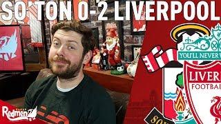 Firmino & Salah Smash The Saints! | Southampton v Liverpool 0-2 | Paul's Match Reaction