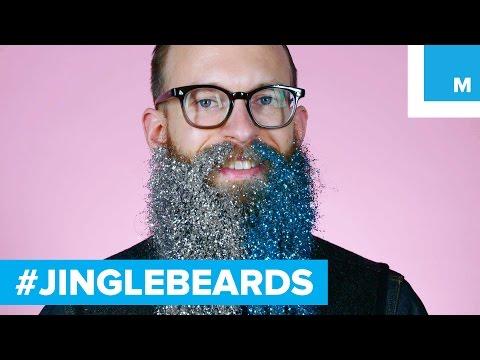 9 Crazy Holiday Beard Ideas | Mashable