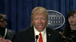 Donald Trump Hair - TheSalonGuy