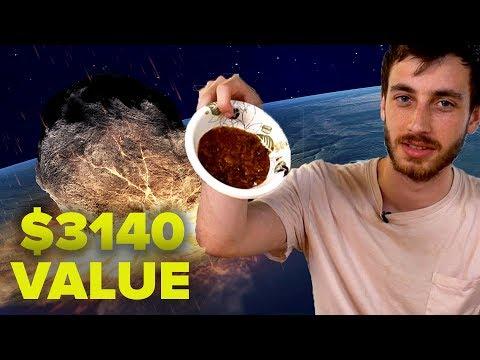 We Tried A Televangelist's Apocalypse Food