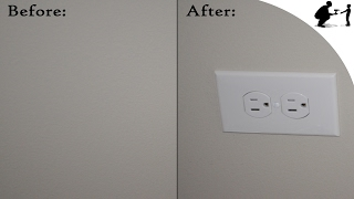 How to Add an After-Works Outlet to Any Ceiling