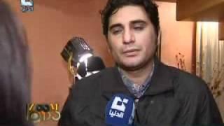 كواليس تصوير المسلسل السوري الشبيهه رمضان 2011