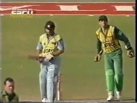 Xxx Mp4 1996 Titan Cup FINAL India V South Africa CRAZY RARE GOLD FROM ROB 3gp Sex