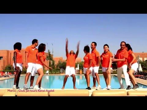 Club Jet tours Kenzi Agdal Maroc