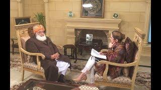 Exclusive Talk with Maulana Fazal ur Rehman   G For Gharidah   GNN   04 February 2019