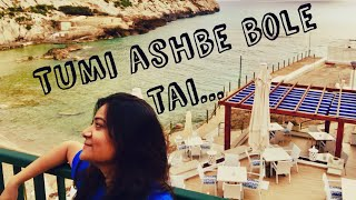 Tumi Ashbe Bole (HD Cover) By Oly Sen Sarma