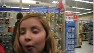 Day in the life of a Walmart demo camcorder