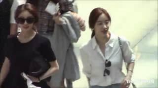 [FanCam] JIYEON #티아라 20160805 Incheon Airport