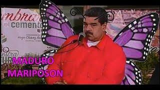 Maduro se declara Gay en Cadena Nacional - 100% Real - El Mariposon - 2017