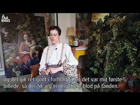 Mød FOF Aarhus' underviser: Frantz Nicolaus Klindt Nielsen