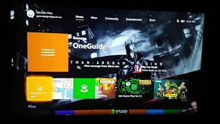 Xbox One S/X Menu No Audio (Fix/Solution) - June 2018