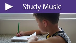 Homework Songs: 3 HOURS Soothing Music for Test Preparation, Effective Study Music Method