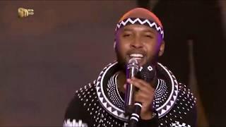 Vusi Nova - As'phelelanga [Feat. Jessica Mbangeni] (Live on Idols SA)