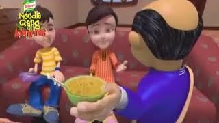 Knorr Noodle Adventures urdu pakistani kids