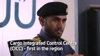 New export customer service centre and Cargo Integrated Control Centre
