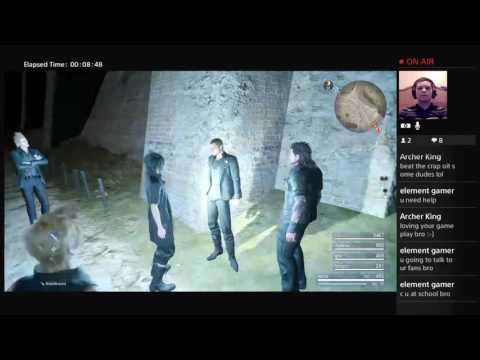 Final fantasey xv walkthrough part 2