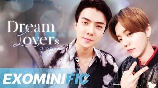 [엑소`minific] Dream Lovers: ep.12 l ChanBaek HunHan KaiSoo (CC SUB: TH/ENG/INDO)