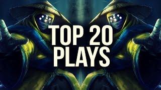 LoL Top 20 Plays | Week #18
