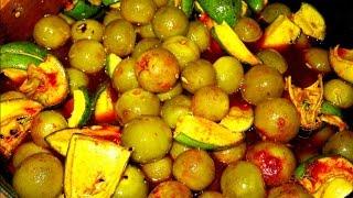 Lasode ka achar | Gunda Pickle Recipe