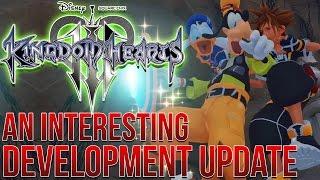 Kingdom Hearts 3 - Here's an Interesting Development Update