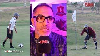 """المغرب ينظم بطولة العالم في """"فوت غولف"""""""