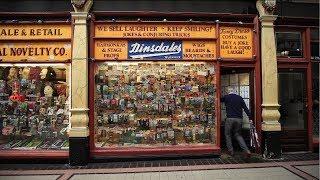 Talking Doorsteps, Hull: 'The Job Market' by Andrew Gooch
