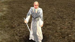 Celeborn vs Dáin Ironfoot, Thorin III and Múrin