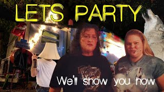 HOW TO HAVE A KICK ASS PARTY- With Tammy and Tina