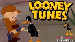 LOONEY TUNES (Looney Toons): To Duck or Not To Duck (Daffy Duck) (1943) (Remastered) (HD 1080p)