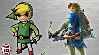 Top 10 Alternate Versions Of Link