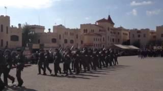 Desfile cuartel de Bruch