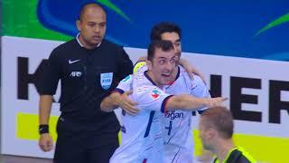 Mes Sungun Varzaghan 8-3 FC Erem (AFC Futsal Club Championship 2018 : Quarter-finals)
