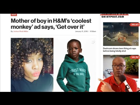 Xxx Mp4 Mom Of Boy In Coolest Monkey H M Hoodie Says Get Over It And Stop Crying Wolf REACTION 3gp Sex