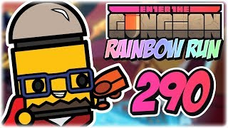 Too Soon | Part 290 | Let's Play: Enter the Gungeon: Payday 2 Update | Gameplay