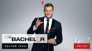 The Bachelor – Episode 1 Recap | Season 23 (Colton)