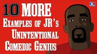 100,000 SUBSCRIBERS SPECIAL -- 10 More Examples of JR Smith