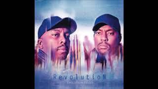 Revolution ft Msaki    Spring Tide