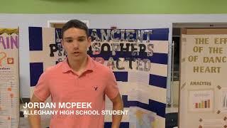 Jordan McPeek: JRGS Project Is