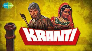 Chana Jor Garam - Mohammed Rafi - Kishore Kumar-  Nitin Mukesh - Lata Mangeshkar - Kranti [1981]