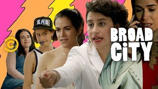 Every Single Broad City Ending Ever