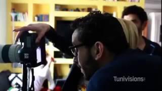 يوميات معز ومغالو أول عمل على قناة التاسعة