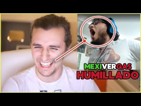 Xxx Mp4 DALAS HUMILLA A MEXIVERGAS L Mejores Argumentos Y Respuestas 3gp Sex