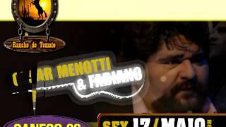 Clip  Cesar Menotti e Fabiano - Sexta  - 17-05 com som