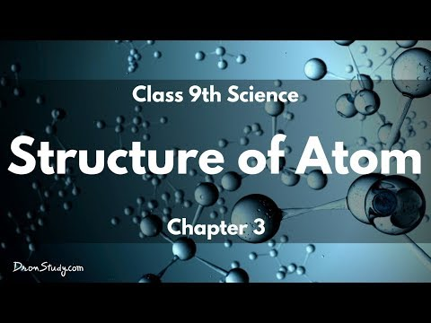 Xxx Mp4 Structure Of Atom CBSE Class 9 IX Science Video Lectures In English 3gp Sex