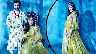 Royal Couple Kareena Kapoor & Saif Ali Khan On Harper's Bazaar Bride November Cover !